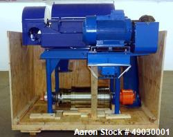 Used-Sharples P-3000 Super-D-Canter Centrifuge.