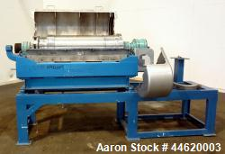 Used- Sharples P-3400 Tricanter Centrifuge