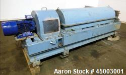 Used- Sharples PM-3600 Super-D-Canter Centrifuge