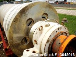 Used Sharples PM-95000 Super-D-Canter Centrifuge Rotating Assembly
