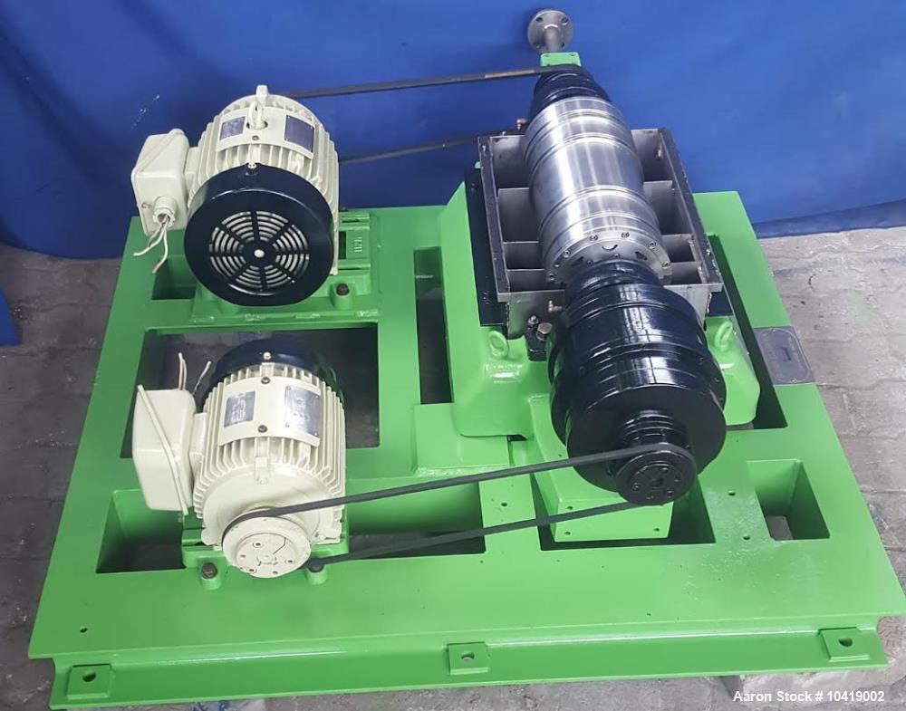 Used- Sharples P-660 Horizontal Decanter Centrifuge