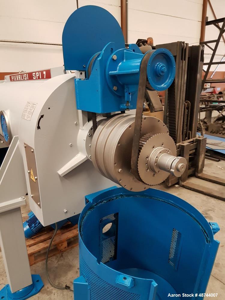 Used- Pieralisi Jumbo SPI 7 Decanter Centrifuge.