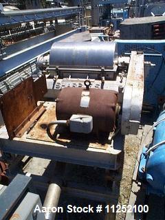 Used- Sharples P-1000 Super-D-Canter Centrifuge