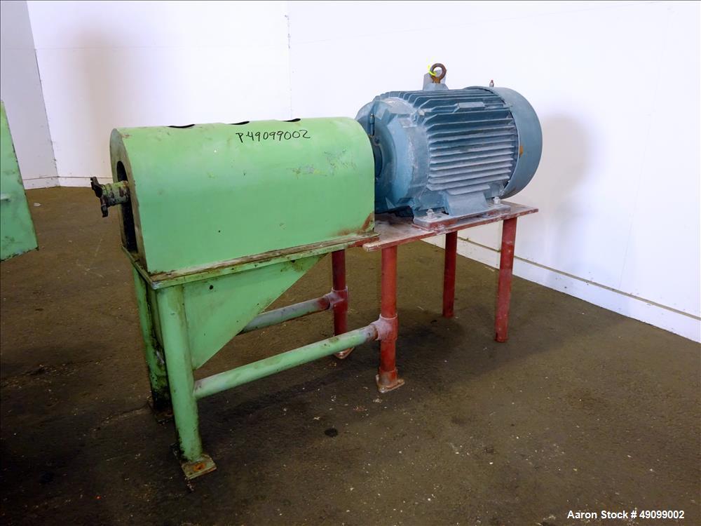 Used- Sharples P-5000 Super-D-Canter Centrifuge