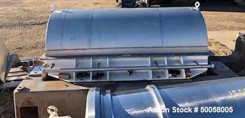 "Unused- Sharples P-5000 ""Sanitary"" Super-D-Canter Centrifuge"