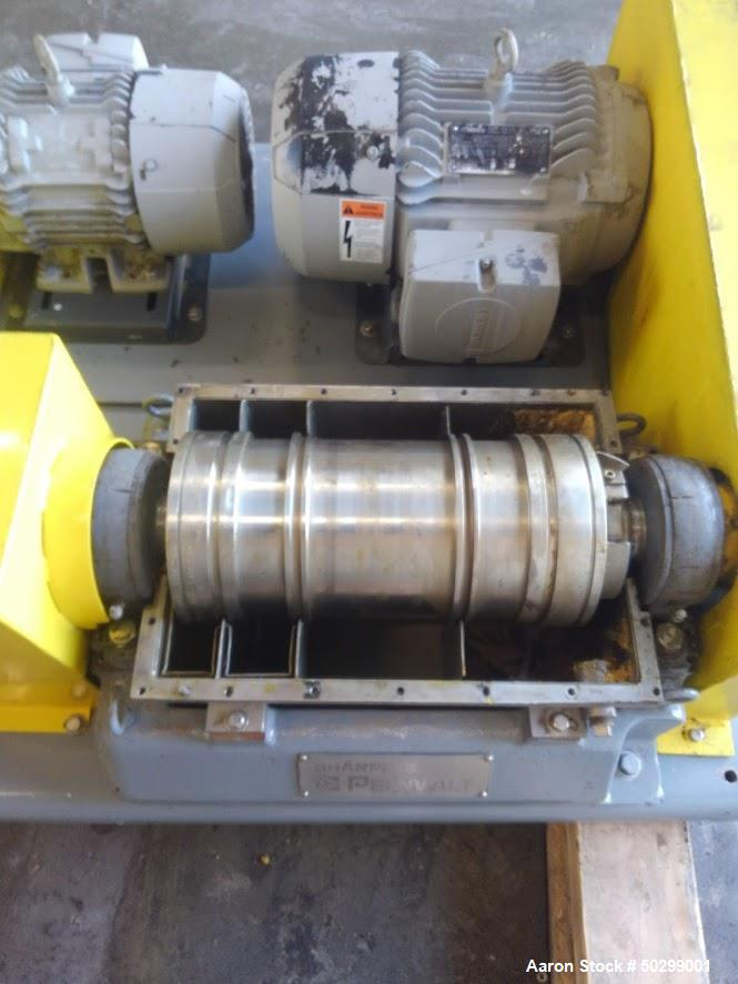 Used- Sharples P-660 Decanter Centrifuge System