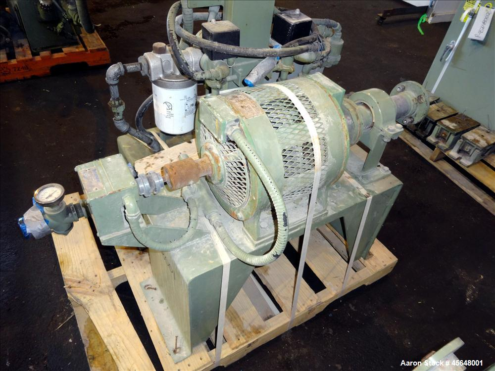 Sharples PM-40000 Super-D-Canter Centrifuge