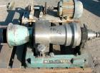 Used- Stainless Steel Alfa-Laval NX-207 Decanter Centrifuge