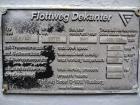Used- Flottweg Z4D-3/441