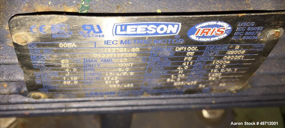 Used- GEA Westfalia CB-305-00-02 Solid Bowl Decanter Centrifuge