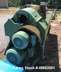 Used- Westfalia Centrifuge, Model CC-458-00-32.