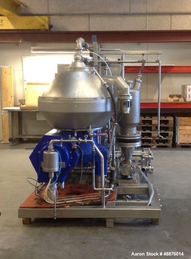 Used- Alfa Laval Purifier Disc Centrifuge