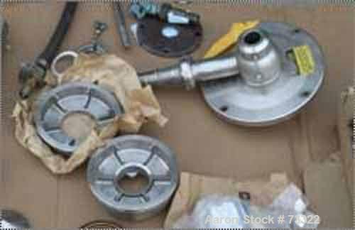 """Used- Alfa Laval AX-213 """"Ultra Polishing"""" Desludger Disc Centrifuge"""
