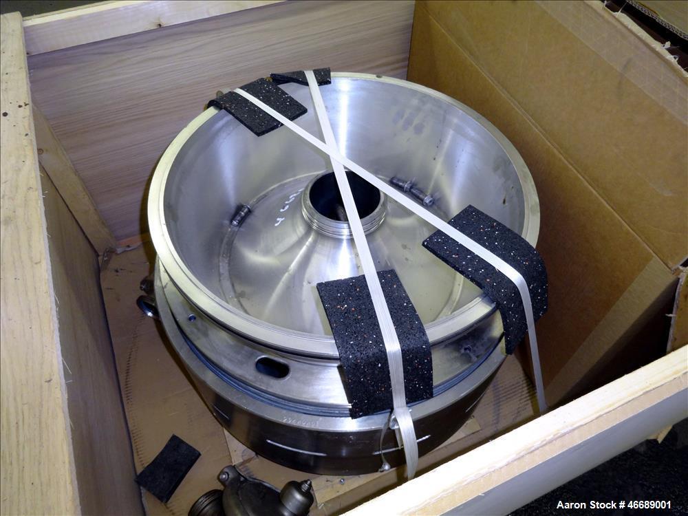 Used-Alfa Laval BRPX-214-HGV-34-1250 Desludger Disc Centrifuge