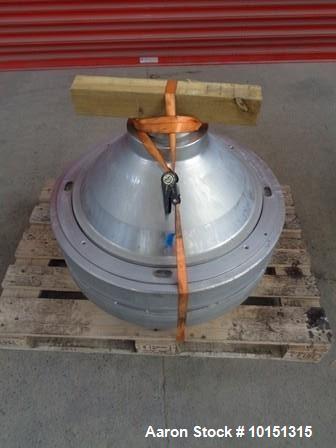 Used- Alfa Laval SRPX-417-HGV-14CH Desludger DIsc Centrifuge.