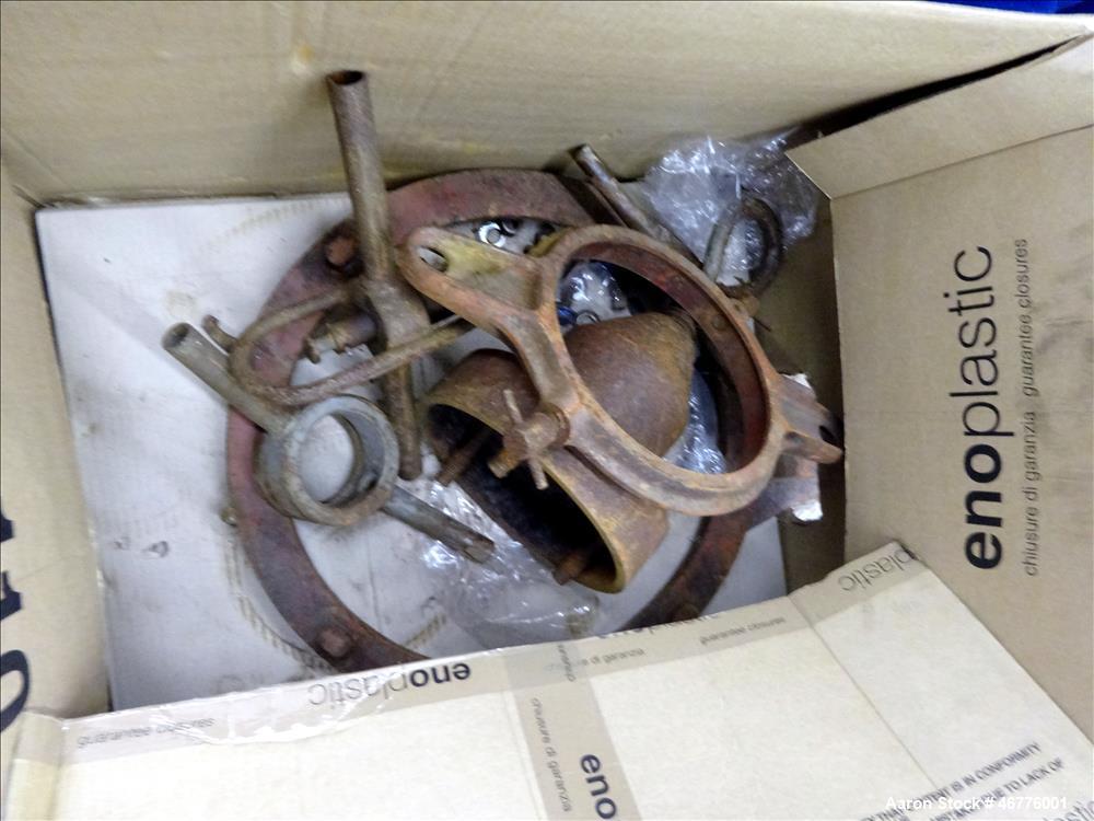 Used- Alfa Laval VNPX-310-SDG-34 Desludger Disc Centrifuge.
