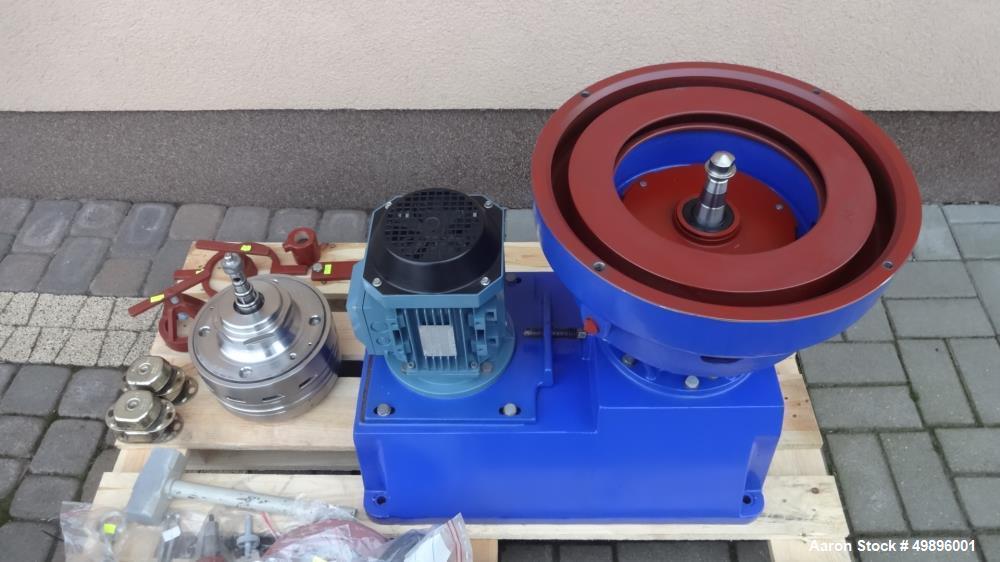 Used- Alfa Laval WSPX-403 SGP-31G Desludger Disc Centrifuge.