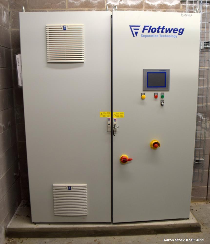Flottweg AC 2000-430 Desludger Disc Centrifuge