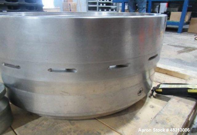 "Used- GEA/Westfalia RSE-300-01-777 ""Refining"" Desludger Disc Centrifuge"