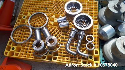 Used-Westfalia GSC-150-06-177 Desludger Disc Centrifuge