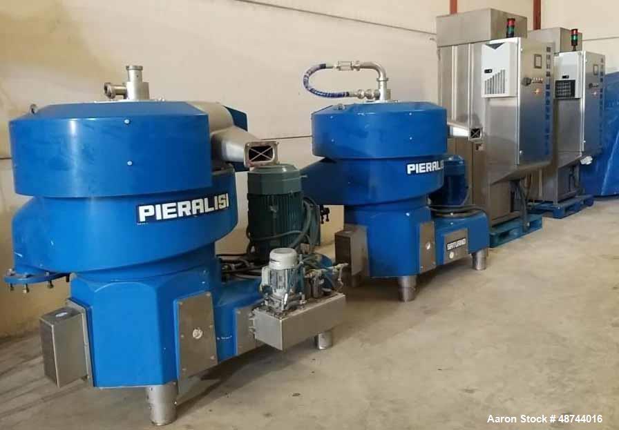 Used- Pieralisi Saturno Separator
