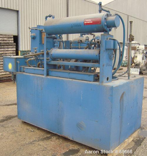 Used- Sanborn Coolant Recovery System, Model 2-1S500-3C