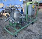 Used- GEA Westfalia Clarifier Automatic Bowl Centrifuge