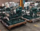 Used- Westfalia Separator, Model SD18-0196-067/15. Max. admissible rated bowl speed in min: 11500. Max. admissible density o...