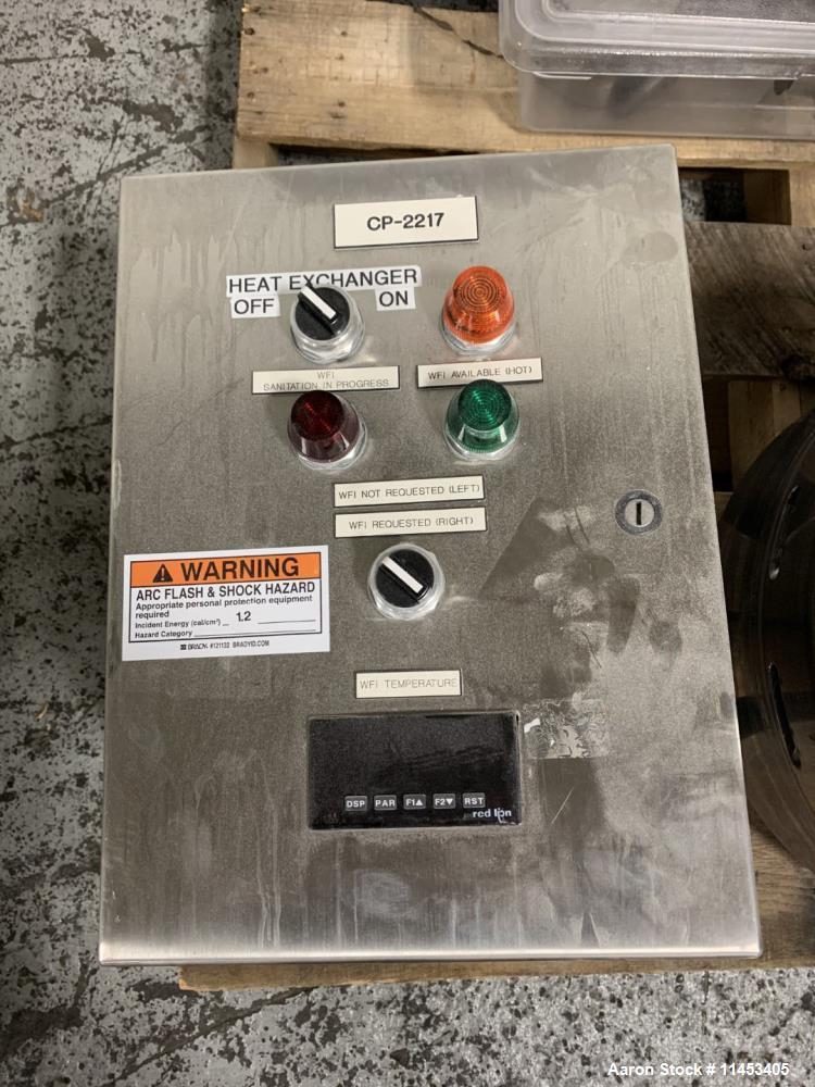 Used- Westfalia CSC-20-06-476 Desluger Disc Centrifuge