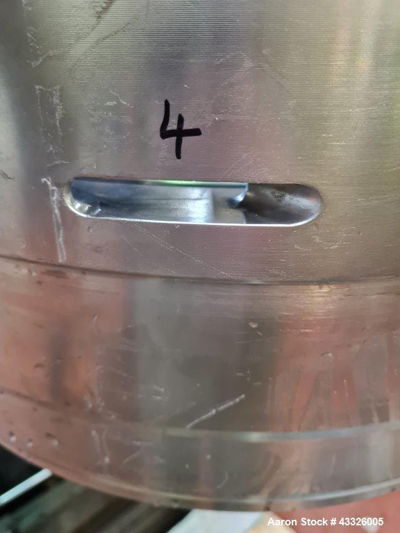 Used- Westfalia OSD-50-03-007 Desludger Disc Centrifuge