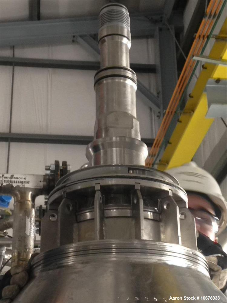 """Used- Westfalia """"Refining"""" Desludger Disc Centrifuge"""