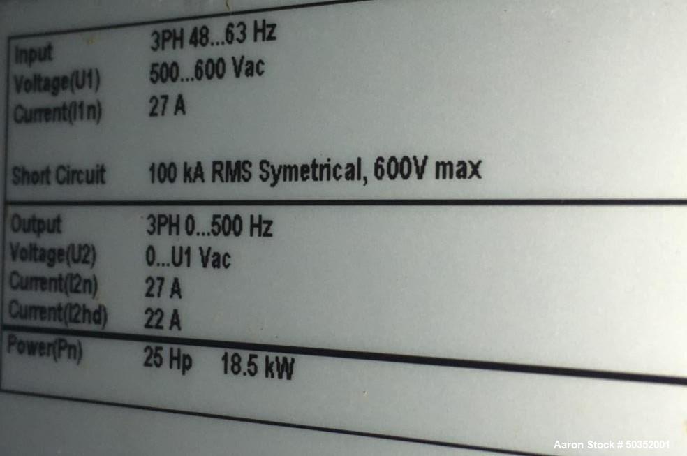 Used- Westfalia SA-20-03-076 Desludger Disc Centrifuge