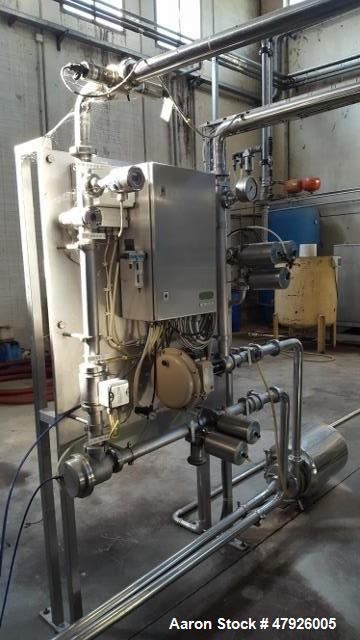 Used- Westfalia SA-80-47-076 Desludger Disc Centrifuge.
