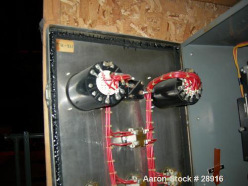 USED: Westfalia SAMR-3036 clarifier centrifuge, 10 hp motor 220/440/3/60/1770 rpm. Max bowl speed 7700 rpm, bowl volume 1.8 ...