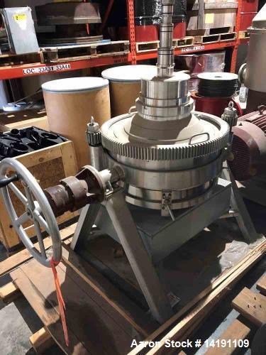 Unused - GEA Westfalia TC-100-01-006 Solid Bowl Disc Centrifuge
