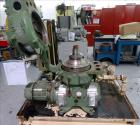 Used- Westfalia Separator Solid Bowl Disc Centrifuge, Model OTA 14-00-066. Stainless Steel/Aluminum Construction, Clarifier ...