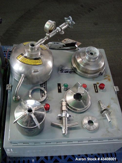 Used- Westfalia KA-6-86-575 Solid Bowl Chamber Centrifuge