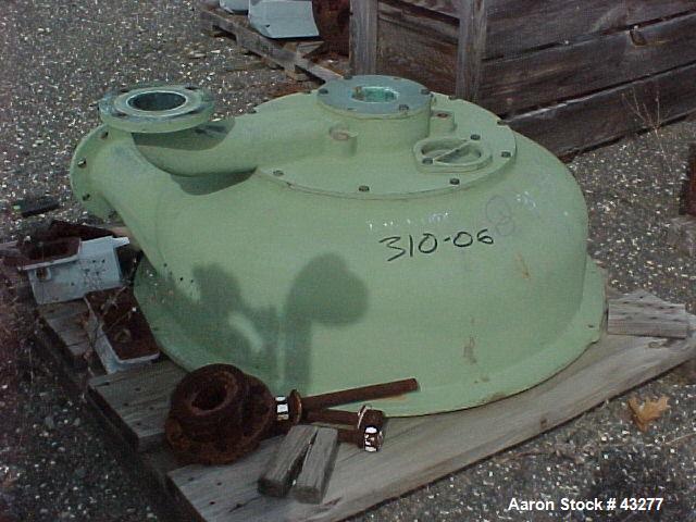 Used- Dorr Oliver Merco Centrifuge, Model B-16