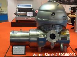 Used- GEA Westfalia KDC 30-02-676 Nozzle Disc Centrifuge