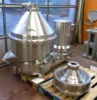 Used- GEA Westfalia KDA 30-02-177 Nozzle Disc Centrifuge