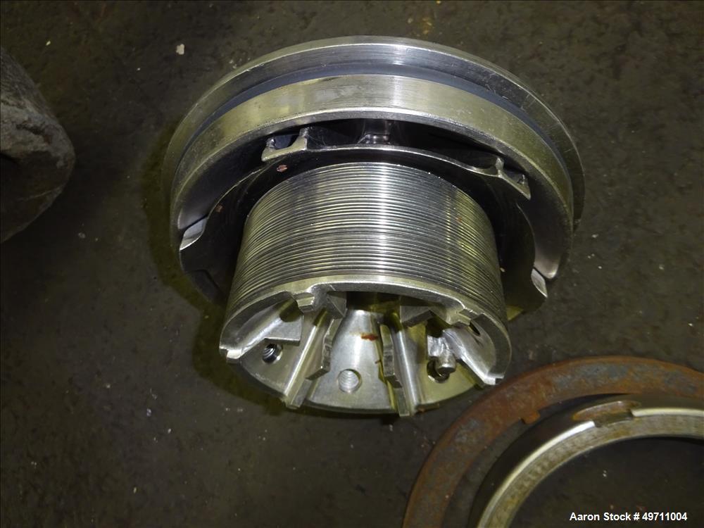 Used- Westfalia Lab Nozzle Disc Centrifuge, Model SKOG-205.