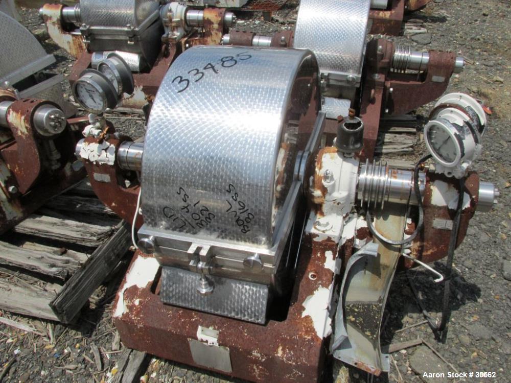 Used- Podbielniak Solvent Extractor, Model 6900