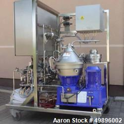 Unused- Alfa Laval Laboratory Centrifuge, Model LAPX 404