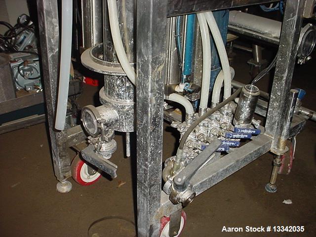 Used- Celeros Separation Automatic Piston Discharge Centrifuge