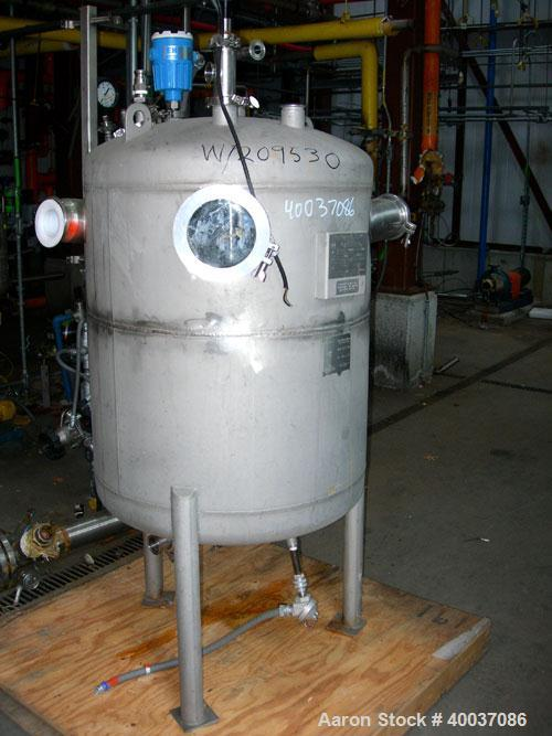 Used- Titanium/Stainless Steel Carr Solid Bowl Centrifuge