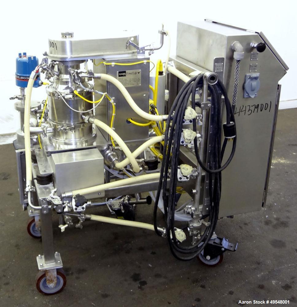 Used- Carr Powerfuge P6 Pilot Separation System