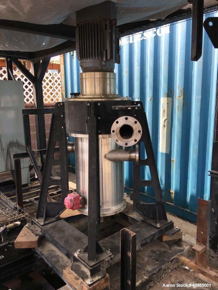 Used- Industrial Centrifuge CINC, Model V16CIP