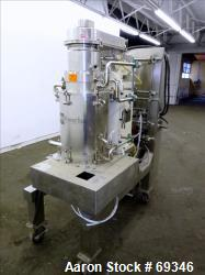 Used- Carr P-12 Powerfuge Solid Bowl Centrifuge