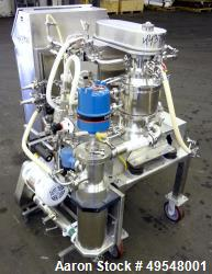 Used- Carr Powerfuge P6 Pilot Separation System