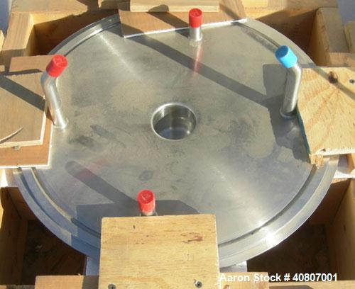 Unused- Stainless Steel Sharples Super Helix Centrifuge, SP-725